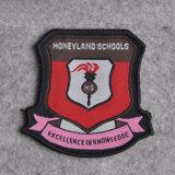 Distintivo d'abbigliamento tessuto abitudine di vendite della fabbrica per l'uniforme scolastico