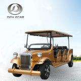 Тележка багги гольфа тележки вагонетки гольфа автомобиля высокого качества 12 Seaters низкоскоростная Sightseeing