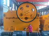 Super gran máquina trituradora de mandíbula PE primaria1200X1500 para 500tph planta de chancado