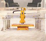Tagliatrice di pietra automatica del ponticello per mattonelle di marmo/del granito