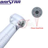 LED Empuje óptico Handpiece de la pista del soporte de la fibra liviana con el acoplador rápido