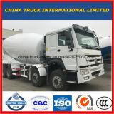 camion concret de mélangeur de passage de réservoir de la colle 6 8 9 10cbm