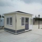 노동자 야영지를 위한 가건물 Prefabricated 집 또는 호텔을%s 문 집