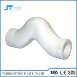 Toda a forma de tubos de PPR na tubulação do sexo feminino cotovelo do tubo 90 graus com o assento