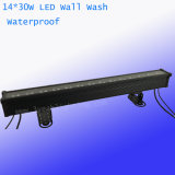 30W 14pcs Bañador de pared exterior