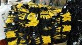 Перчатка Перчатк-Сада длиннего тумака Перчатк-Полная кожаный Перчатк-Желтая