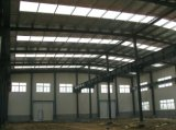 Estructura de acero del edificio prefabricado