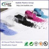 Os grânulos de resinas plásticas Masterbatch de enchimento para tubos