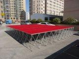 Best Selling Fase inteligentes portáteis com plataformas de vermelho para mostrar ao ar livre
