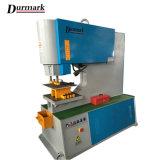 5 Station de travail Mitre cisaillement hydraulique de cisaillement de perforation et de la machine