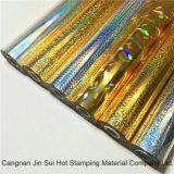 Holographic/láser de lámina de estampado en caliente