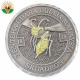 Custom металлических серебряных монет ассоциации сувениров