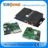 Over de GPS van het Voertuig van de Grens Krachtige Drijver Vt1000 met Dubbele Kaart SIM (kaart tot 5 SIM)