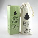 Haute capacité de l'eau chaude 550ml vente Cup, nouvelle conception de l'eau Bouteille de verre