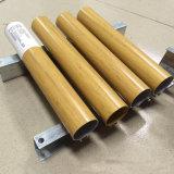 Limite máximo do tubo redondo, defletor de alumínio para sistema de tecto suspenso no tecto