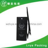Etiqueta de papel impresa modificada para requisitos particulares de la caída con el remache del metal