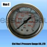 2 дюймов назад подключения манометра давления в корпусе из нержавеющей стали