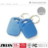 125kHz lasca o Tag /Keyfobs do cartão RFID da identificação