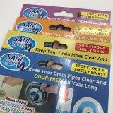 Супер чистка стока ручек санобработки вставляет ручки 2017 Sani