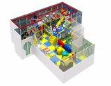 Мягкий играть красочные детей игровая площадка для установки внутри помещений