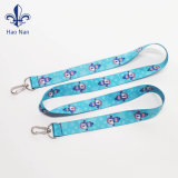 Sangle Polyester IMPRIMÉ Tissu Conception Lanyard porte-badge