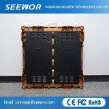 P7.62мм для использования внутри помещений в аренду светодиодный дисплей с конкурентоспособной цене
