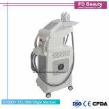 Matériel de beauté de laser du chargement initial rf Elight et du ND YAG de 4 traitements