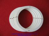 Collare di lucidatura di ceramica personalizzato della guarnizione dell'alta allumina