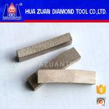돌 절단에 있는 중국 다이아몬드 세그먼트