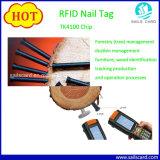La RFID passive Keyfobs de qualité supérieure pour système de sécurité RFID