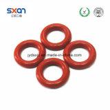 La forma de goma o anillo de junta tórica