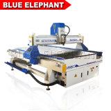 1300*2500mmのタイプの木製に切り分けることのCNCのルーター機械4軸線、販売のためのCNCのルーターの木製の切り分ける機械
