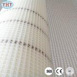4 adentro. X pantalla blanca de la fibra de vidrio del material para techos del rodillo de 100 pies