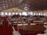屋外のツーリストアルミニウム作業のイベント党テント