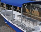 China 5,8 milhões de passageiros de fibra de táxi aquático barco ferry boat