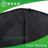 Eco 친절한 접히는 쇼핑 패킹 한 벌 덮개 여행용 양복 커버