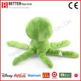 De gevulde Octopus van de Pluche van de Dieren van het Water van het Stuk speelgoed voor Jonge geitjes
