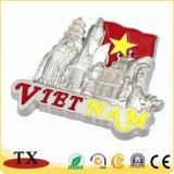 3D de imán de nevera Refrigerador de Vietnam