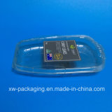 بثرة واضحة بلاستيكيّة يعبّئ صينيّة