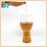 Taza de cerveza plástica de acrílico de un sólo recinto del cubilete