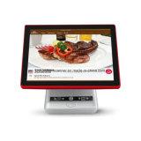 """15"""" Tela de toque capacitivo dupla caixa registradora Icp-Ea10s Android Market para POS supermercado/Sistema/Restaurante/Retalho"""