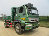 Camion à benne basculante neuf de roues du tombereau 6 de Huanghe 4X4 à vendre