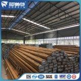 Fábrica OEM 6063 T5 Perfil de aluminio de alta calidad con acabado superficial de Revestimiento en polvo