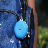 Bluetoothの円の携帯用防水無線小型スピーカー