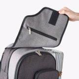 Sac à dos de la meilleure qualité de sac de pique-nique de 2 personnes avec le compartiment et la couverture plus frais isolés