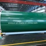 Riem Converyor van pvc van de Prijs van de Fabriek van China de Groene Glanzende
