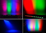 luz principal movente do mini feixe do diodo emissor de luz de 4*10W 4in1