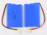 batería recargable 1000mAh del ion 523450 del litio 3.7V