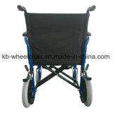 Silla del transporte del acero durable, inoxidable, sillón de ruedas