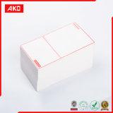 Papier thermosensible d'étiquette d'expédition d'impression offset